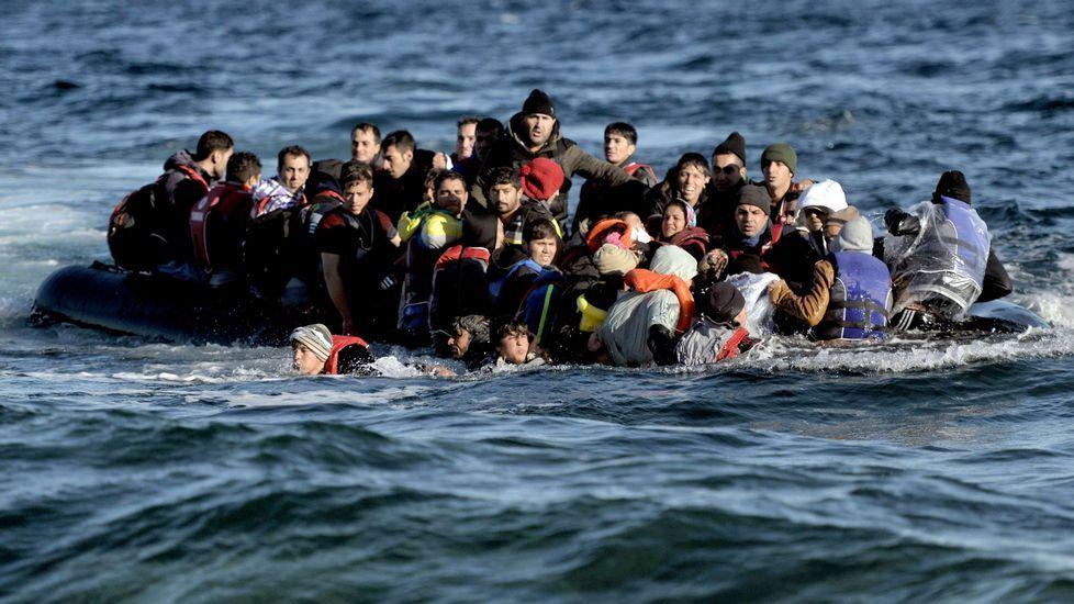 Nuevo naugrafio en las costas libias.Azucena Rodríguez se muestra indignada por la política de España y la UE hacia los refugiados.