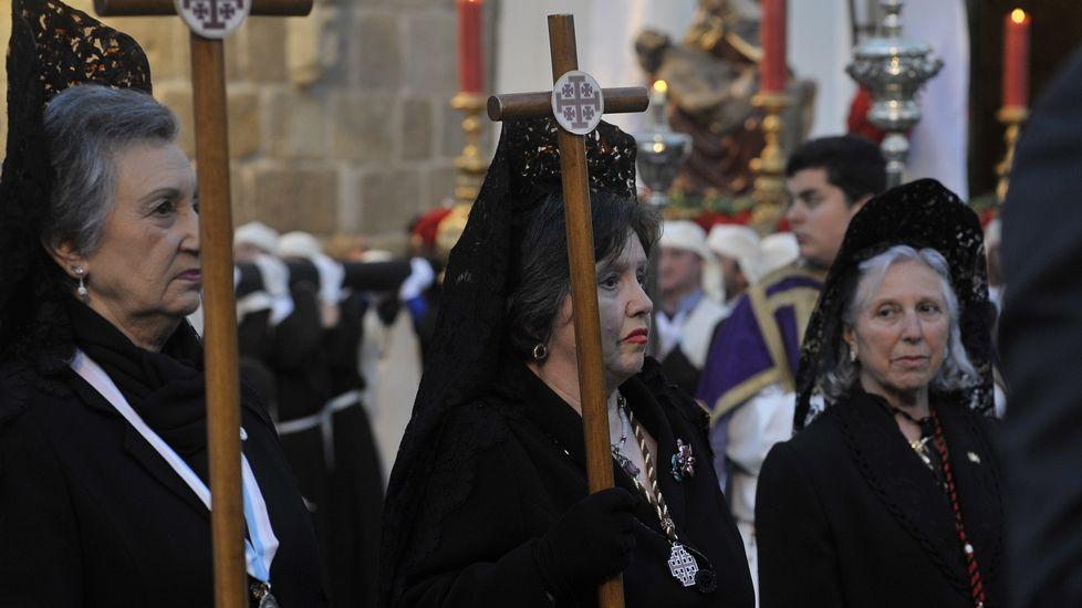 Procesión de la Orden Tercera, en A Coruña