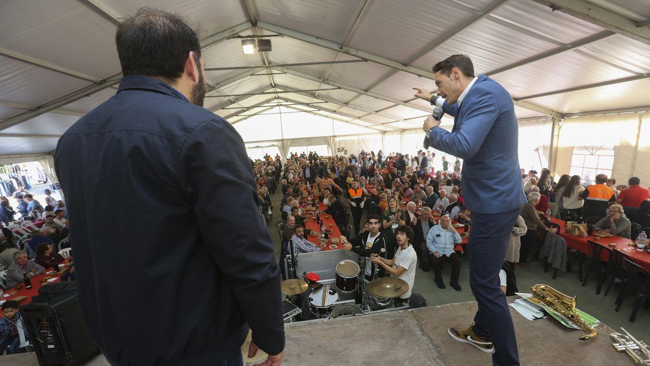 Pregón de Adrián Díaz