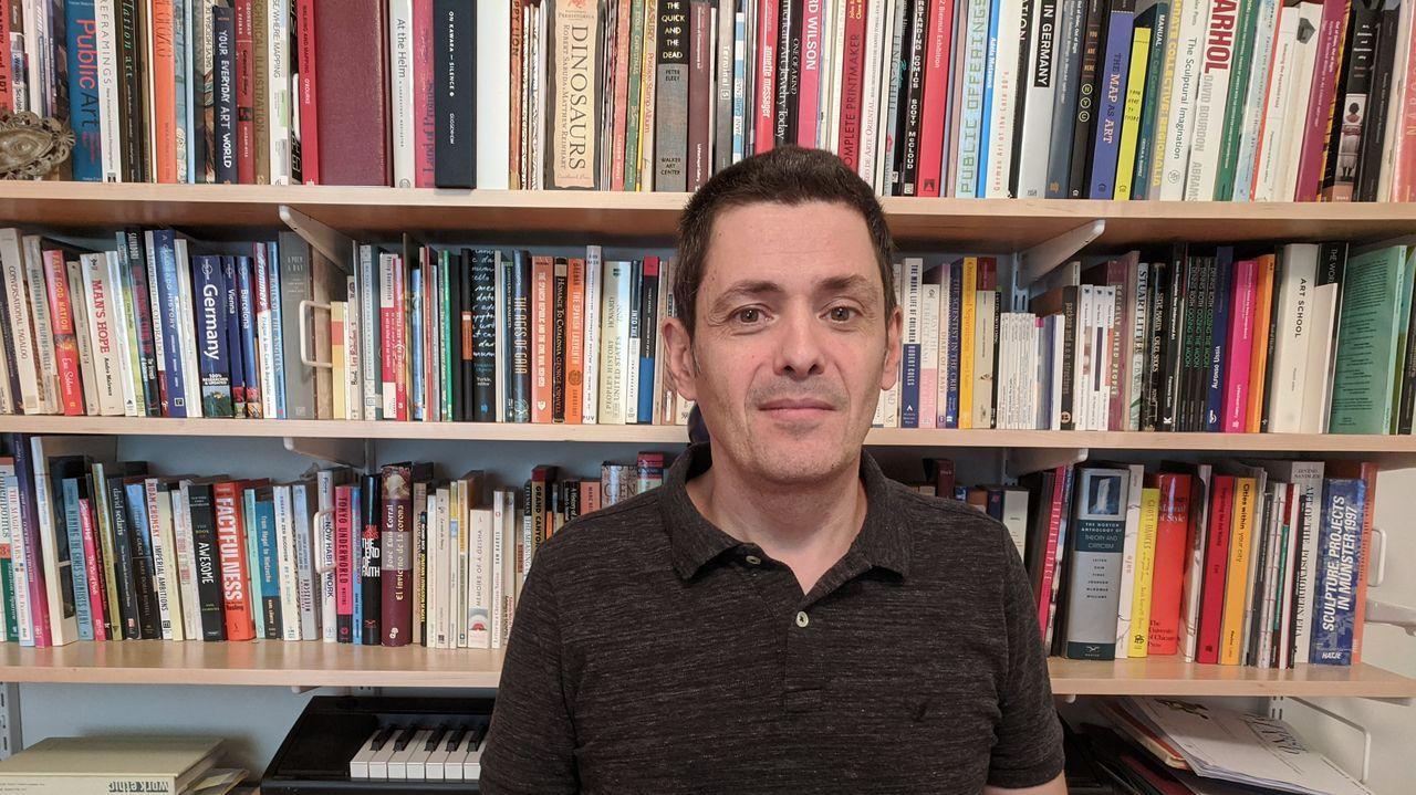 José Luis Jimenez Palacios, catedrático en la Universidad de Colorado