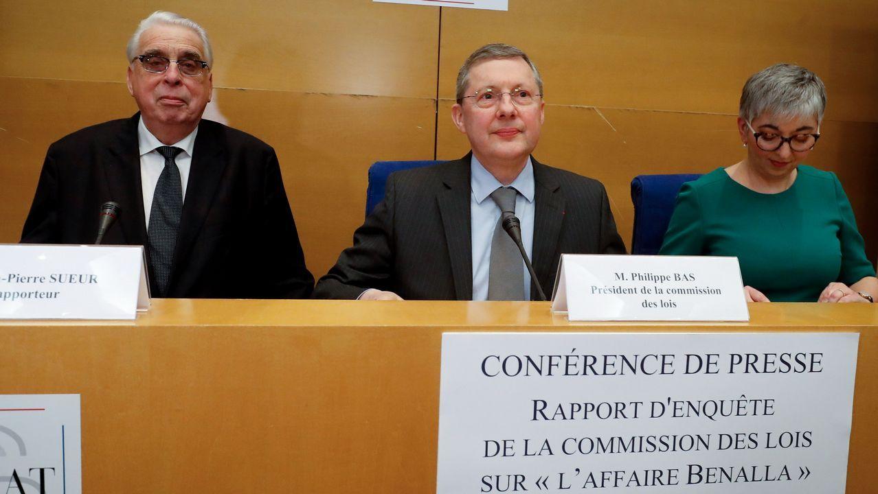 La comisión cuestiona la gestión del Elíseo del caso