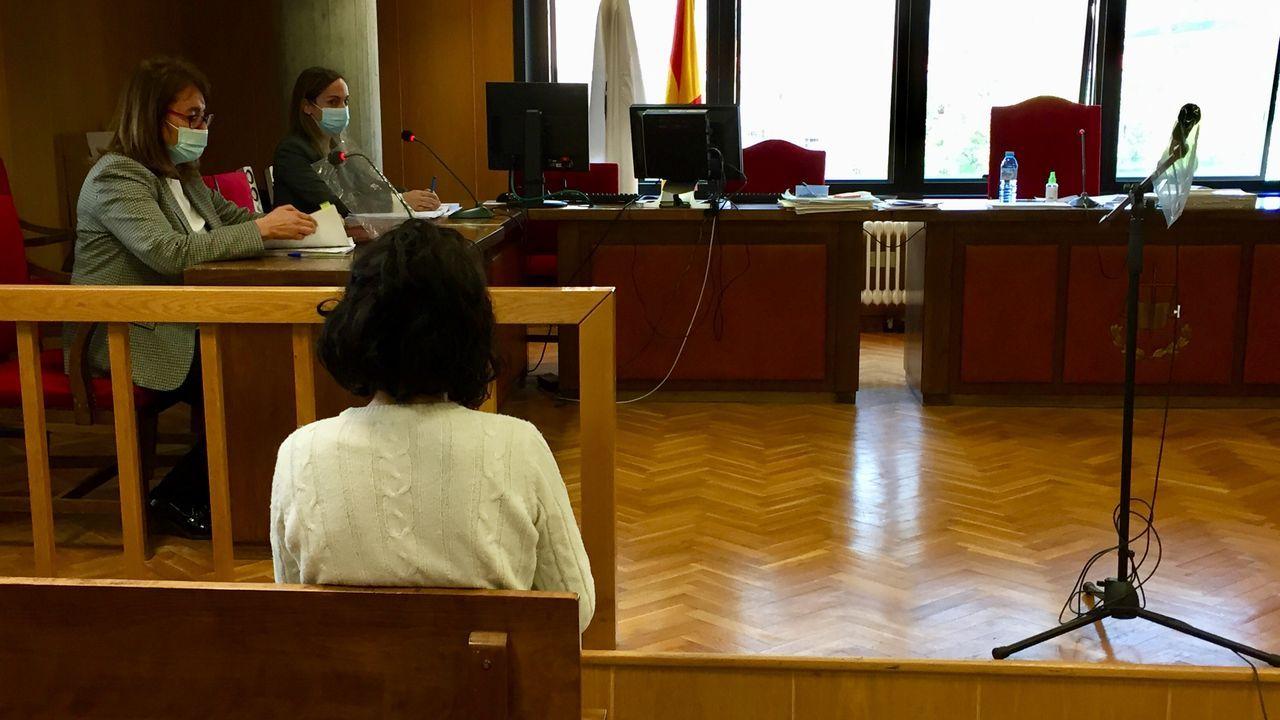 La empleadora acusada de abusos durante el juicio en el que resultó condenada a nueve años de cárcel