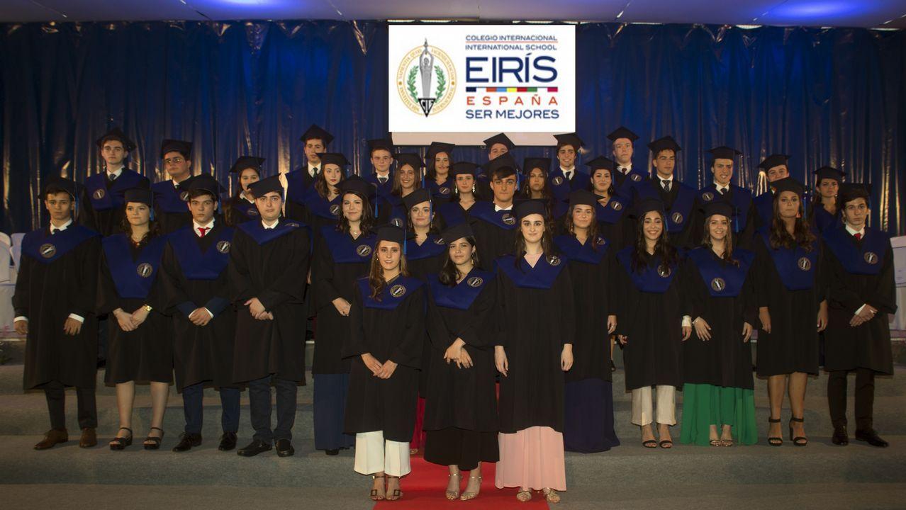 Graduación Eirís