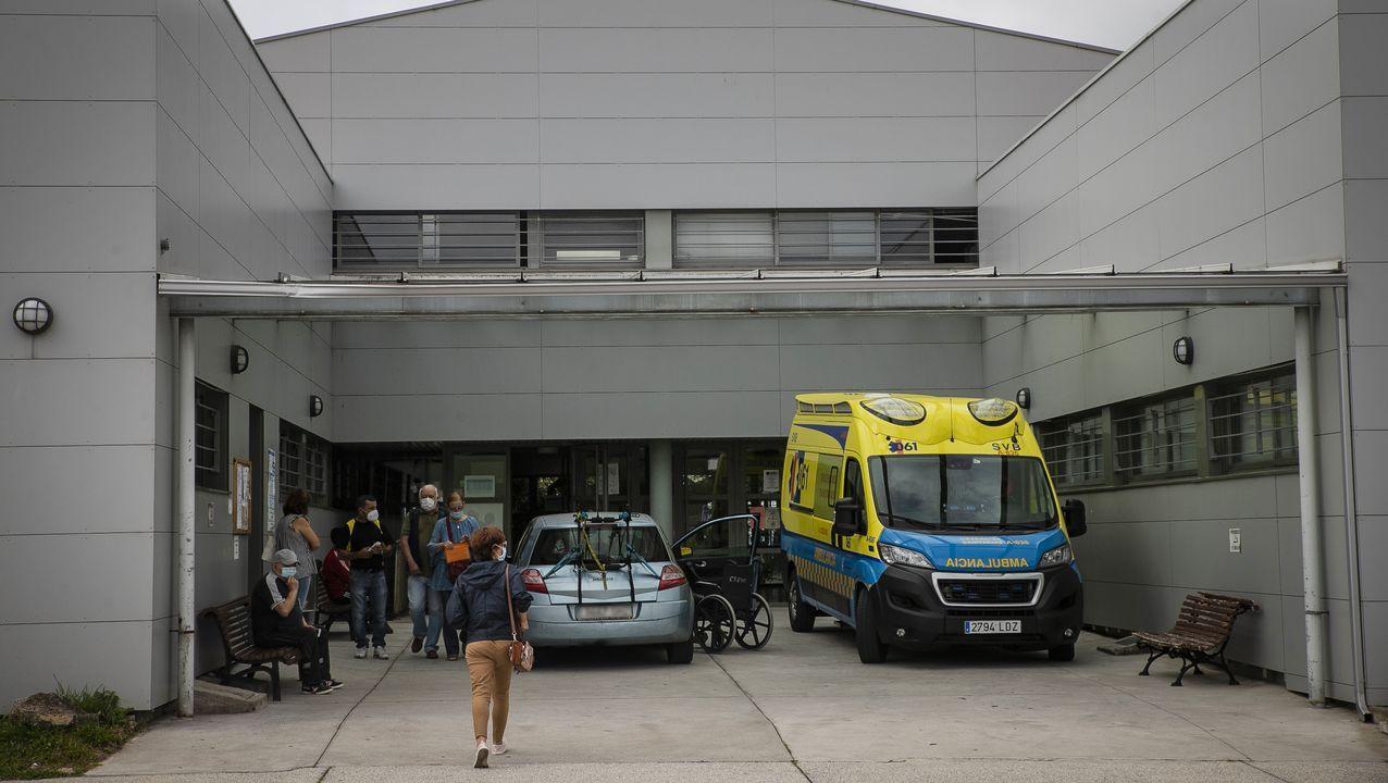En el centro de salud de Boiro tienen contabilizados cerca de una docena de casos en las últimas semanas