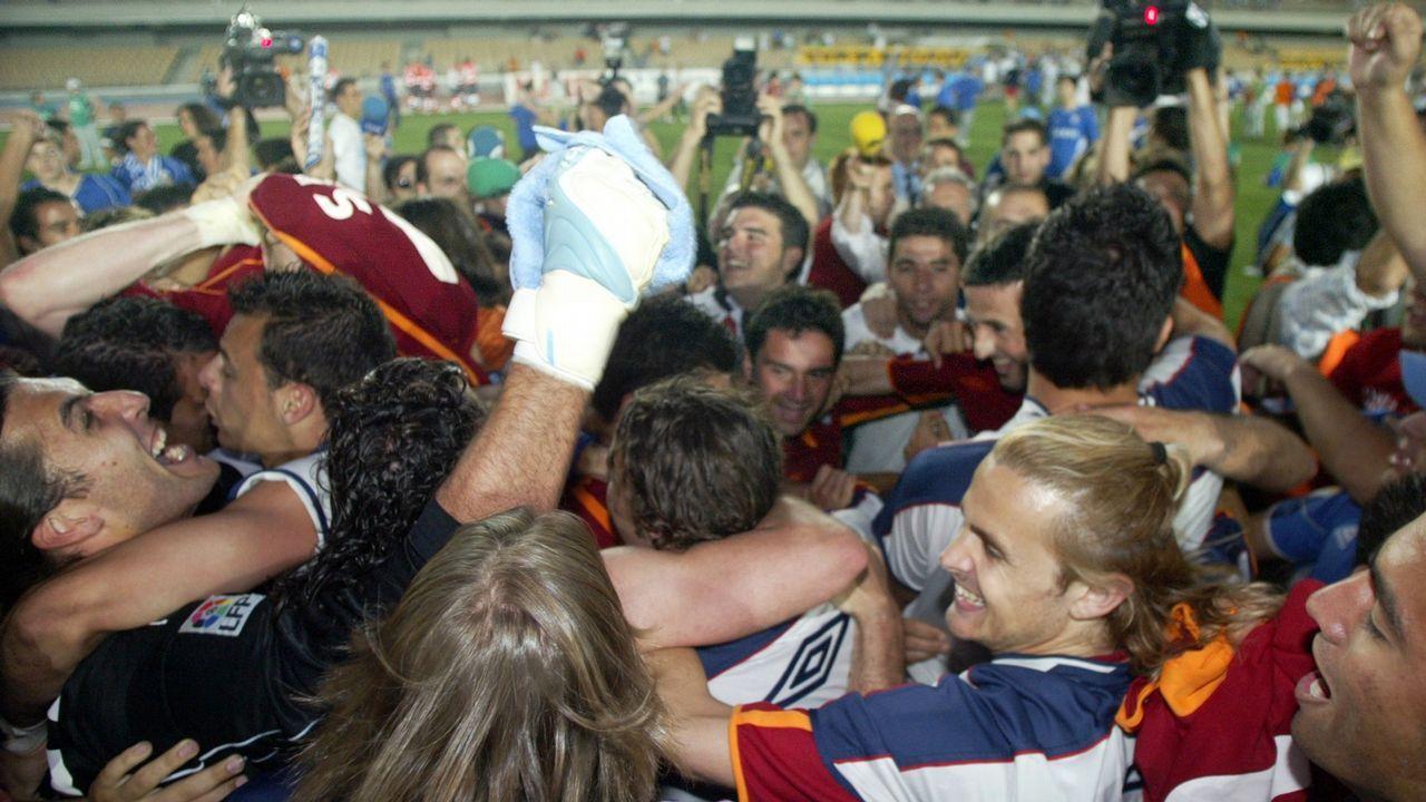 Ascenso en Lleida en el 2005