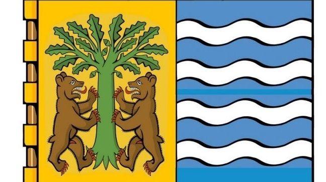 Así es la nueva bandera del Concello de O Carballiño