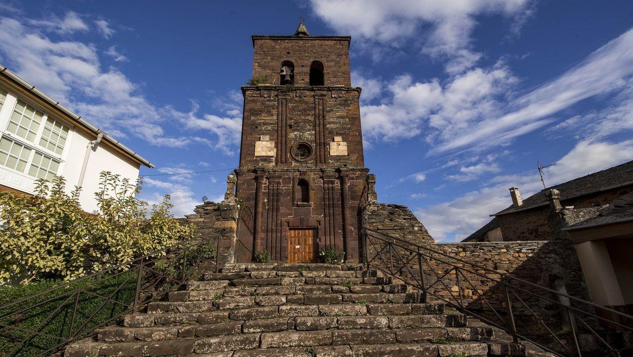 La aldea de Vilariño y sus sequeiros en imágenes.El certamen está dedicado al patrimonio artístico del Camino de Invierno, que comprende elementos como la iglesia de San Miguel de Montefurado, en Quiroga
