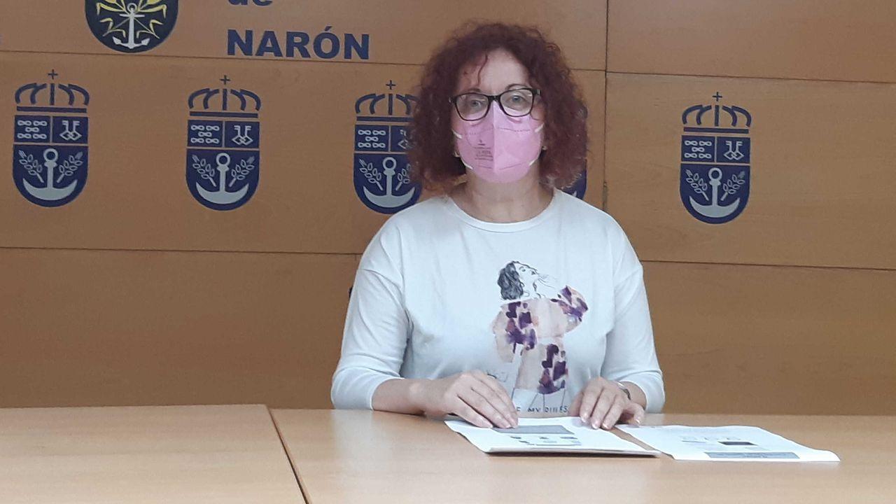 La concejala Catalina García presentó ayer el resultado del estudio