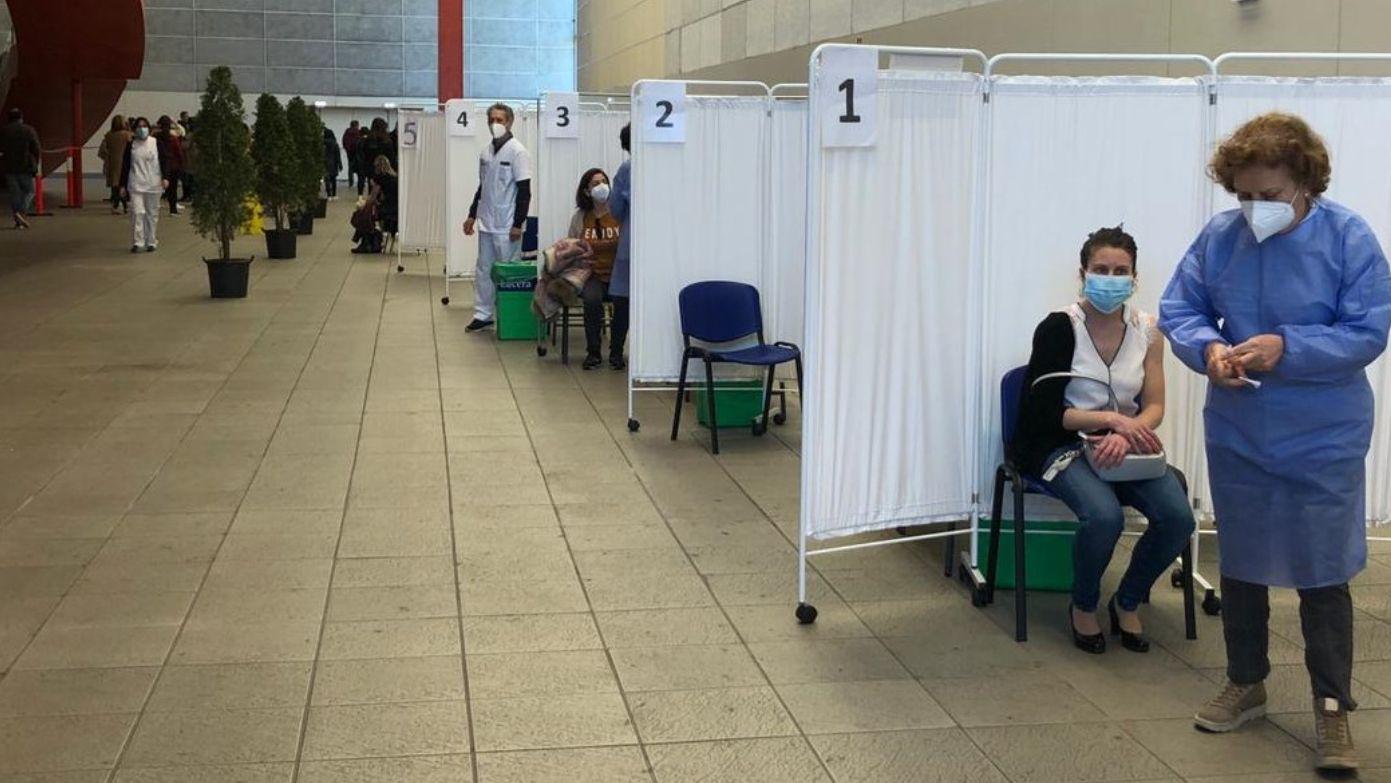 Campaña de vacunación en Asturias