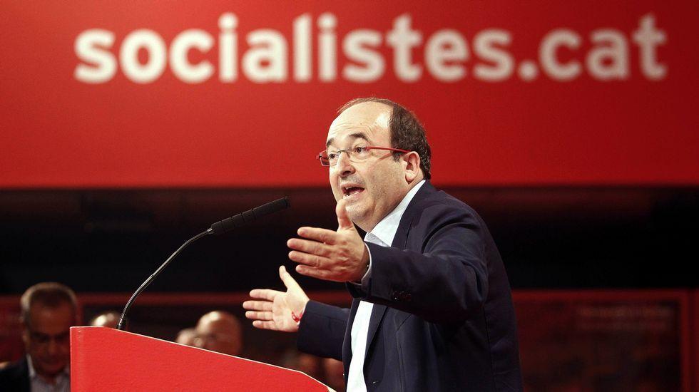 Rebeldes en el PSOE.Javier Fernández