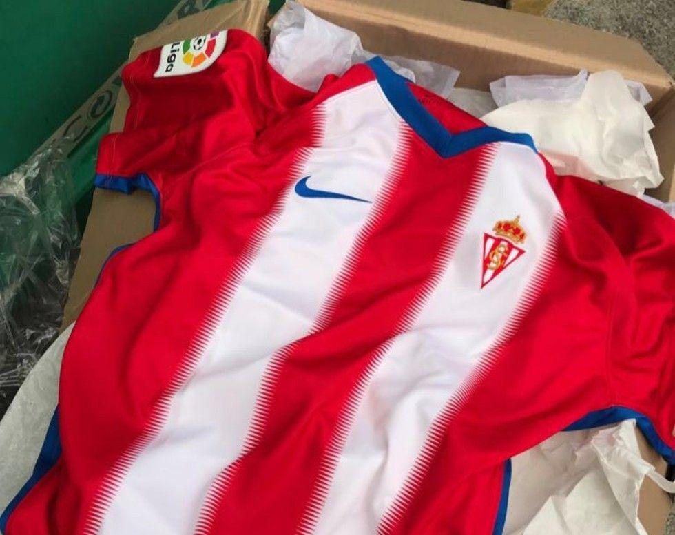 Camiseta Sporting