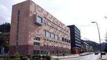 Residencia universitaria de Mieres