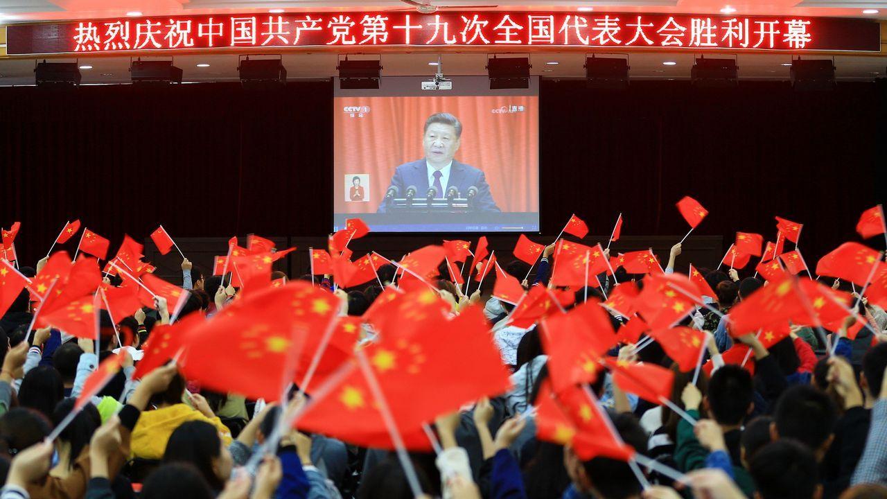El congreso del Partido Comunista chino, en imágenes.Kim Jong-un