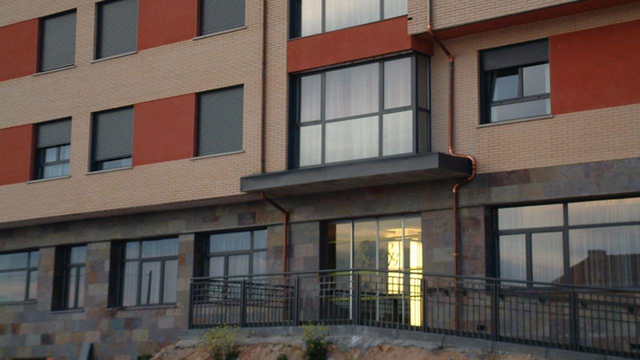 Residencia de mayores «Benilde» de El Burgo de Osma (Soria)
