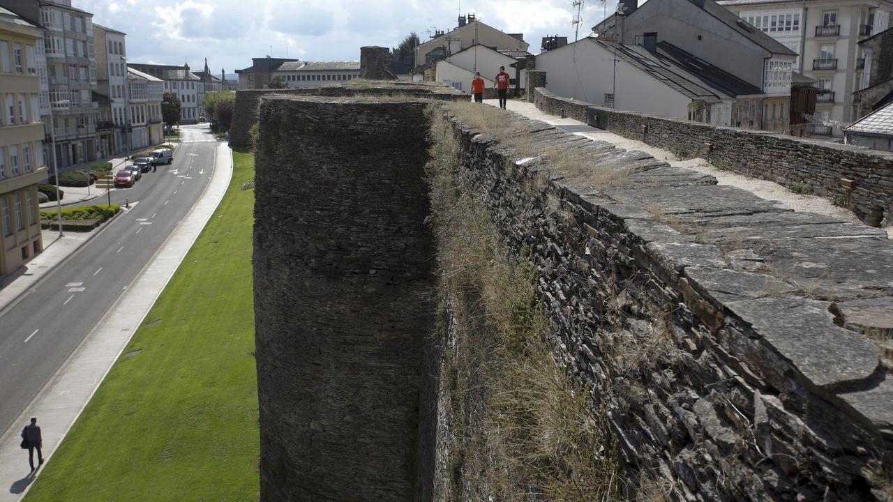 El PP denuncia que el Concello dejó escapar una ayuda para actividades vinculadas a la Muralla