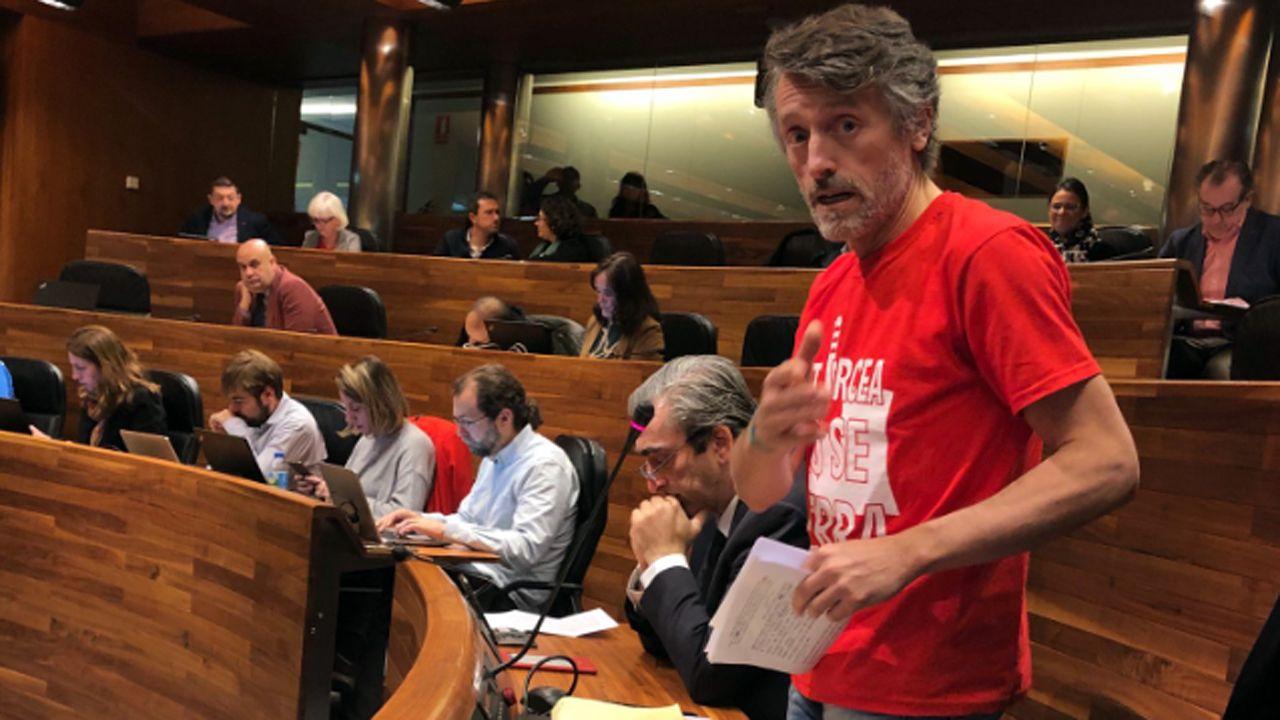 El PP, la última víctima de la «represión lingüística» en la Junta.Narciso Michavila