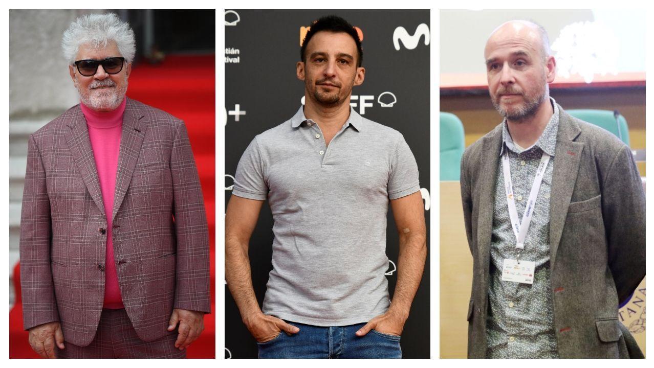 «Dolor y gloria» -Tráiler.Pedro Almodóvar, Alejandro Amenábar y Salvador Simó