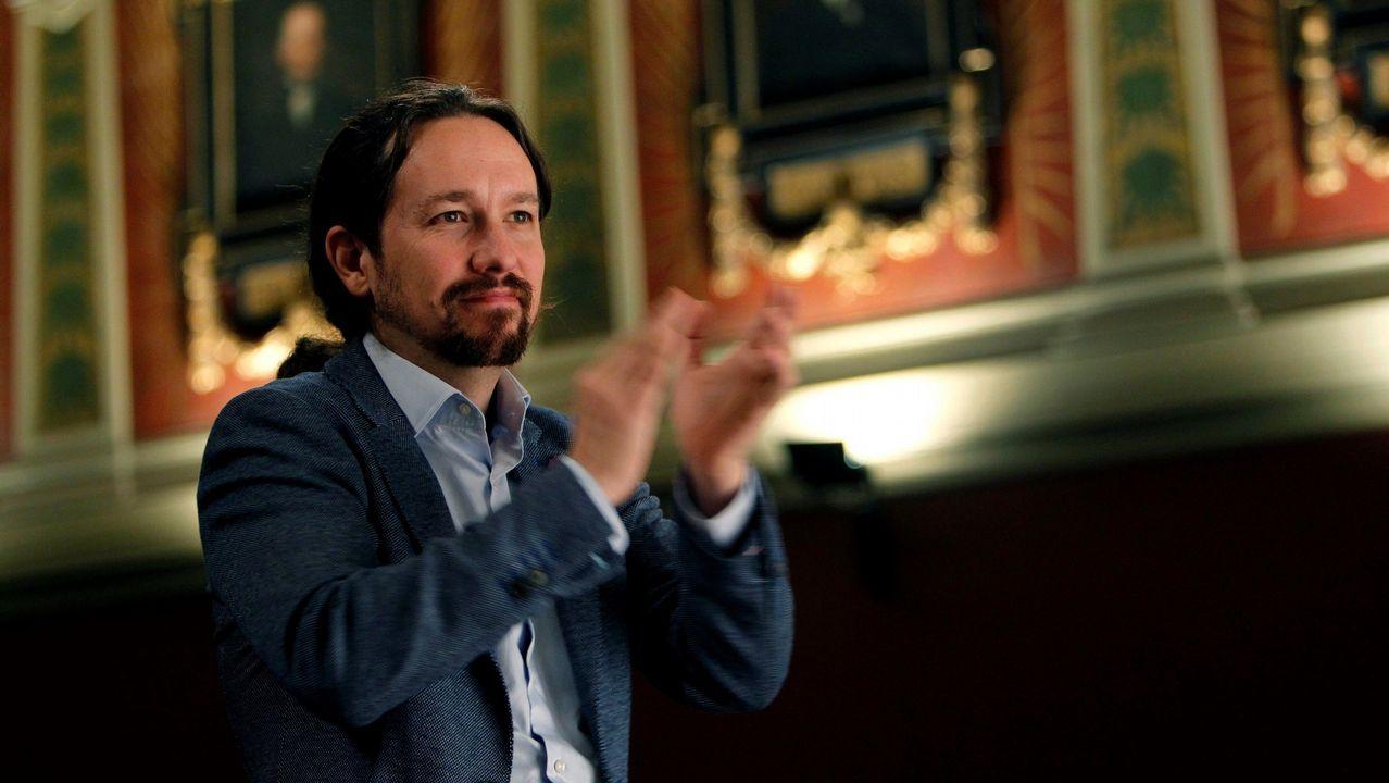 Errejón se presentará como candidato a la Comunidad bajo las siglas de «Más Madrid»