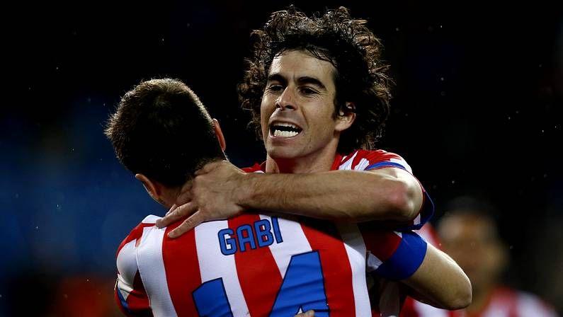 La jornada 22 de Primera división, en fotos.Falcao marcó en la victoria del Atlético de Madrid