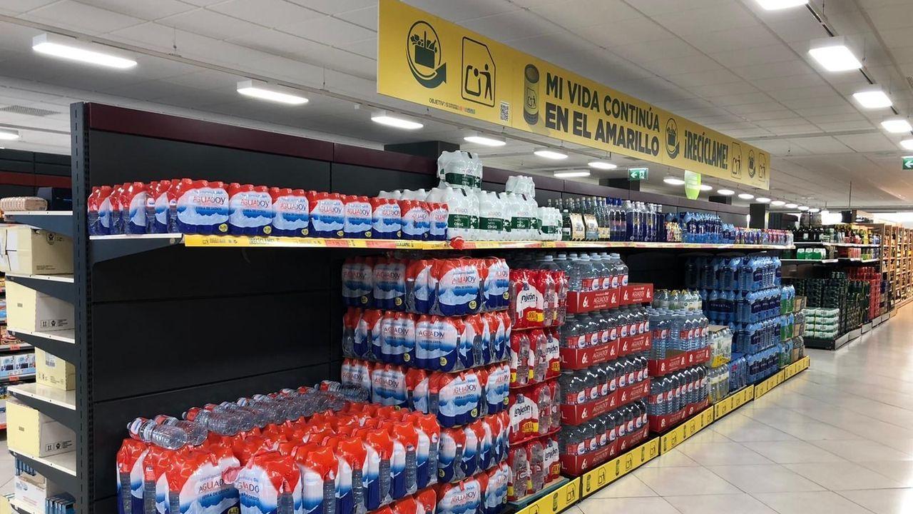 En la Farmacia Pedrosa notan un incremento de la demanda de FFP2 por miedo al contagio
