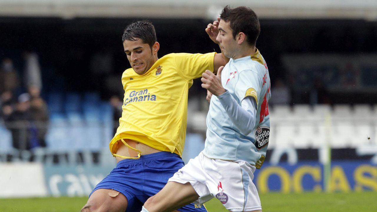 57 - Celta-Las Palmas (2-0) el 5 de diciembre del 2010