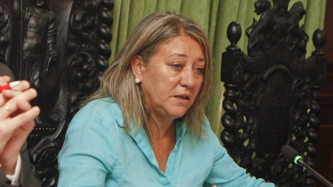 MONTSERRAT GARCÍA. Número 3 del PSOE por la provincia de A Coruña