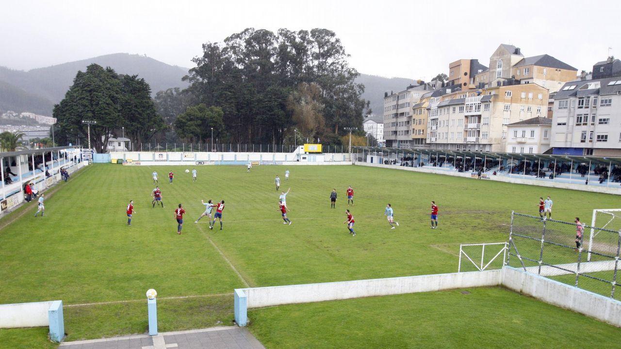 Las fotos del Las Palmas - Deportivo.Jugadores de Las Palmas celebran uno de los tantos de Rubén Castro al Reus