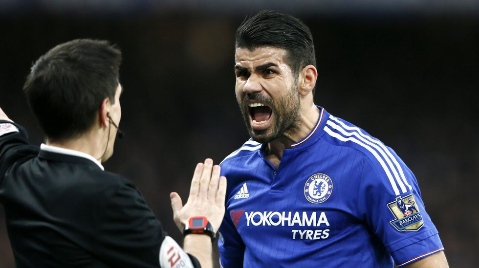 Diego Costa la vuelve a liar