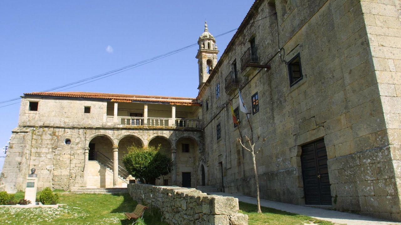 Las impactantes imágenes de la riada de Ourense