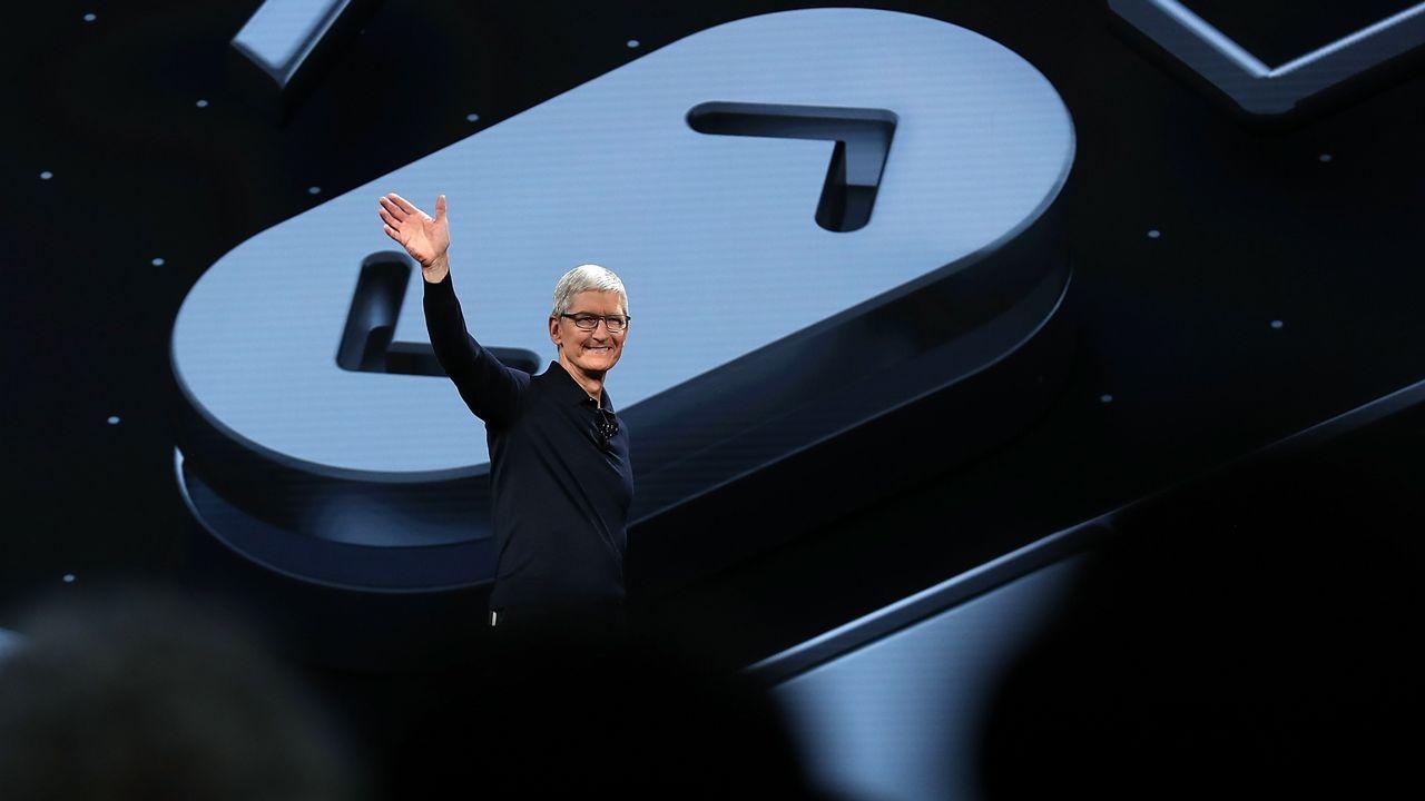 Las imágenes de la WWDC 2018 de Apple