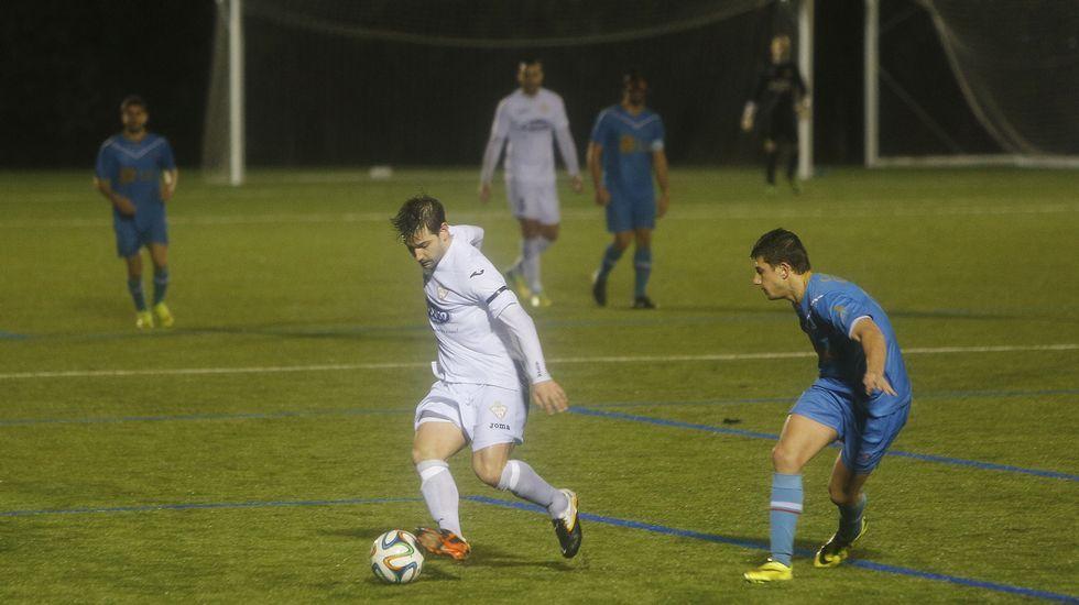 Silva - Alondras (1-0)