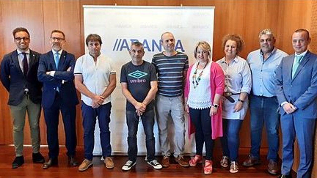 Abanca celebra en Lugo el San Froilán.Juan Carlos Escotet, en el Foro La Toja