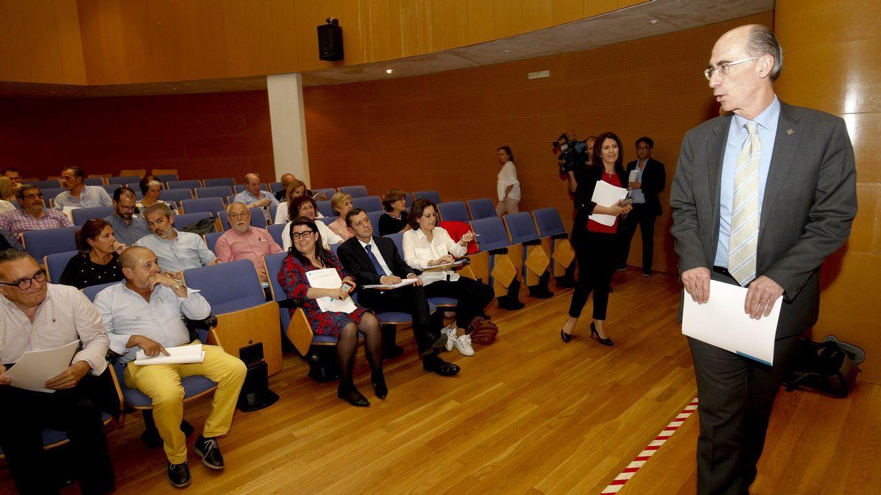 Constitución del consello técnico de atención primaria esta semana en Santiago