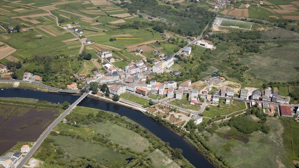 Ponteceso ofrece un remanso de paz lejos de la vorágine de las grandes ciudades