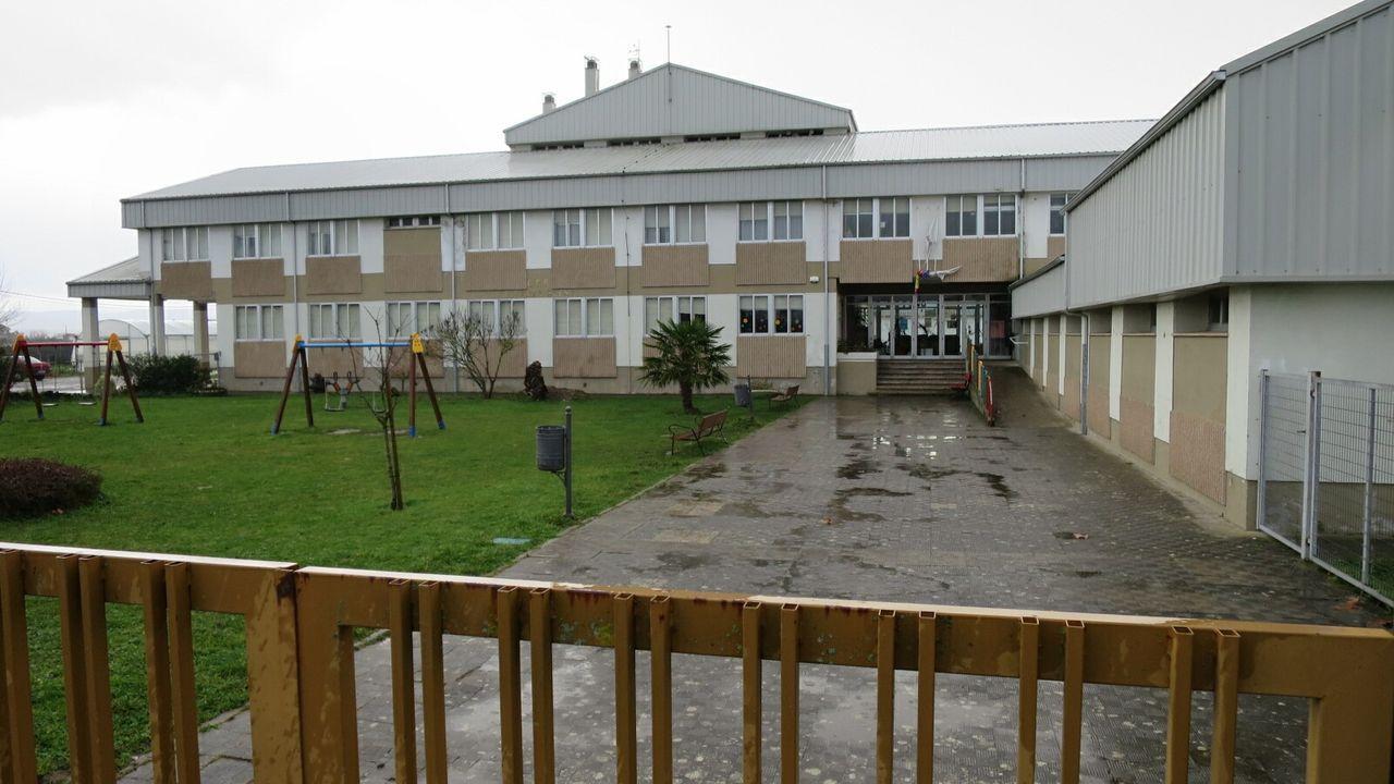 Las obras de mayor cuantía son las previstas en el colegio Infanta Elena, de Monforte