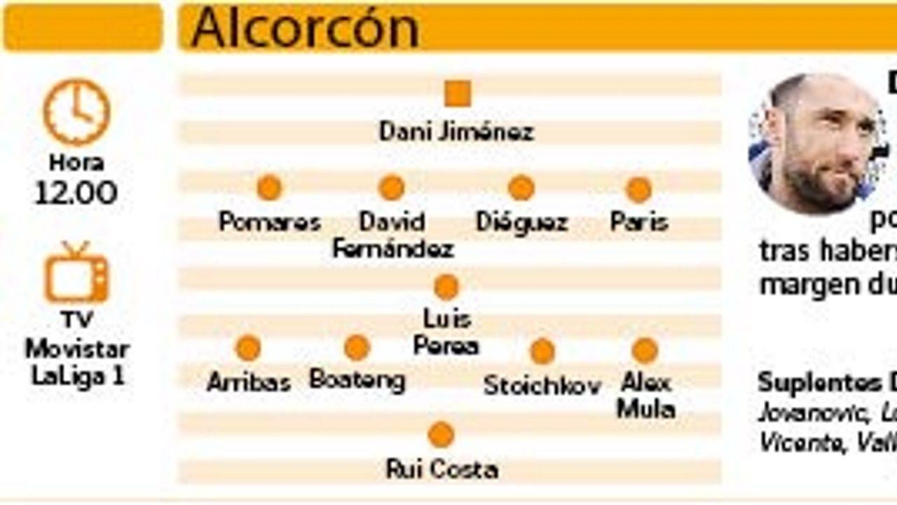 Alcorcón-Deportivo