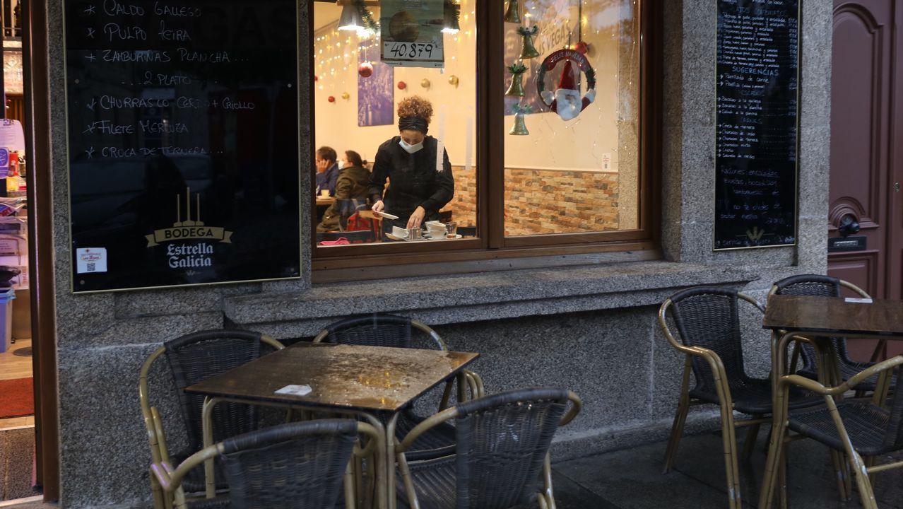 Reapertura de la hostelería en Vigo