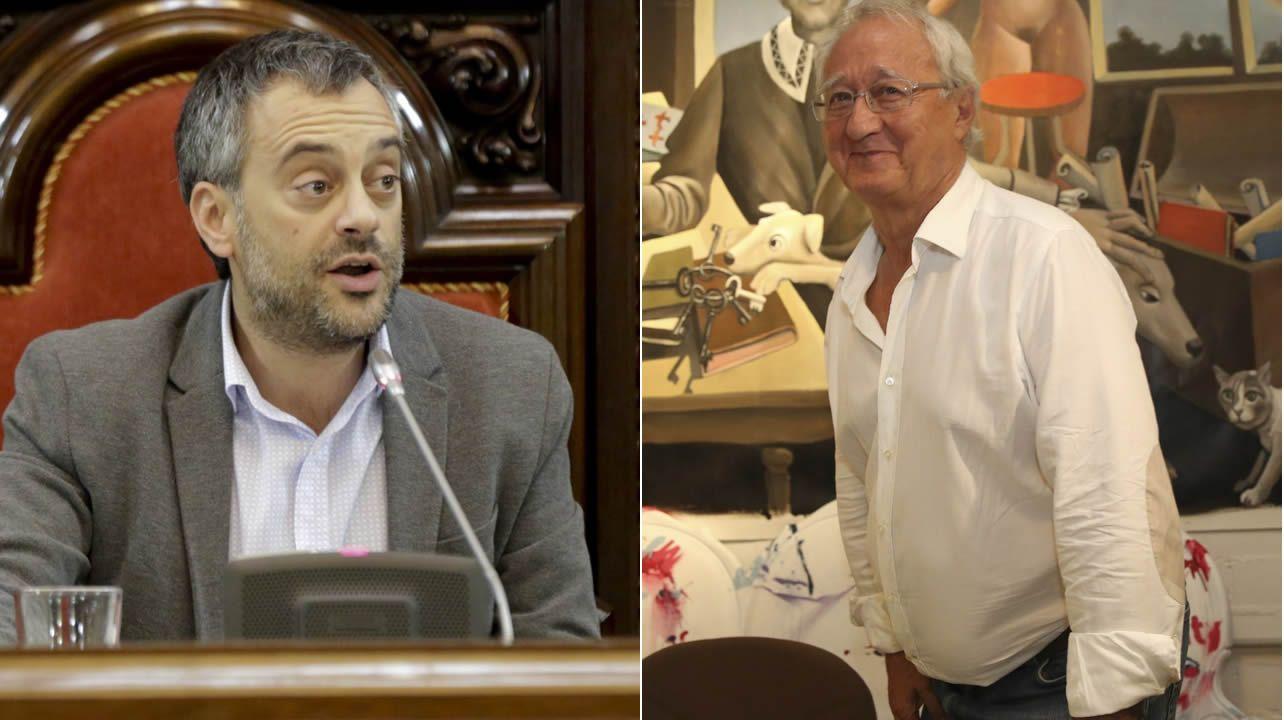 ferreiro delso.Xulio Ferreiro y José García Buitrón
