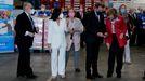 La visita de la reina Sofía al Banco de Alimentos
