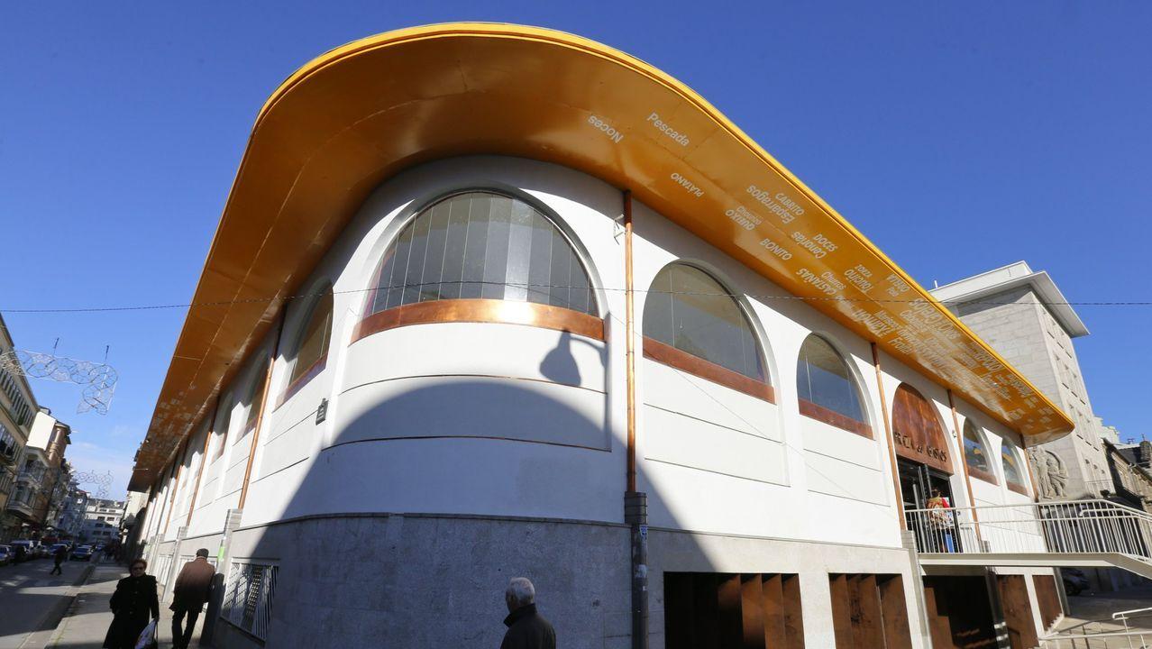 Así es la casa modernista que Eloy Maquieira diseñó en Lugo en los años 40.El actual diseño de la Praza fue ideado por Eloy Maquieira a mediados de la década de los años treinta