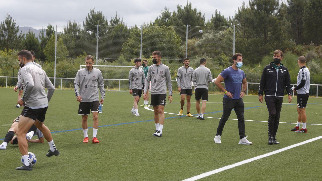 El Pontevedra CF mantiene la categoría