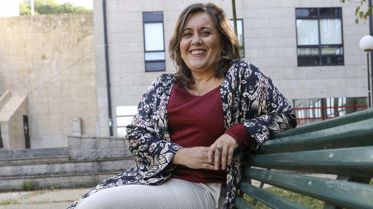 La mujer de Itsvan (amigo de Morate) reconoce que el procesado confesó en Rumanía su crimen.Fernando Alonso