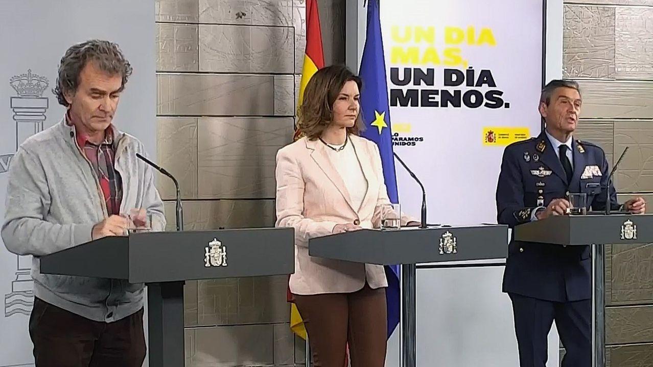 Comparecencia de Núñez Feijoo tras la reunión de Sánchez con los presidentes regionales.Problemas de cobertura en Os Ancares