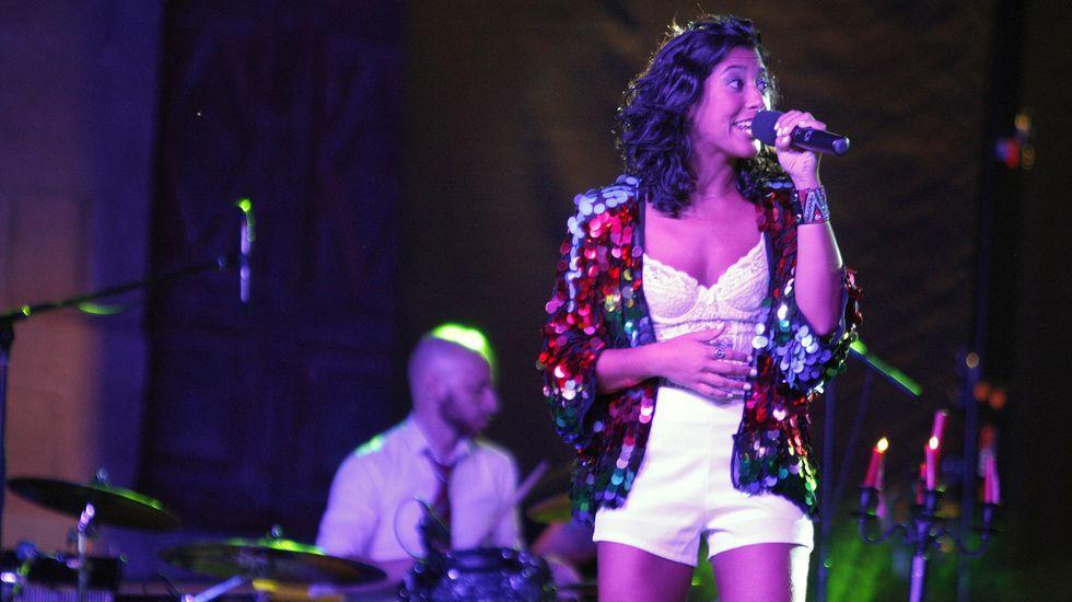 Lucía Pérez dará este viernes uno de los conciertos de la primera noche de las fiestas de Sober