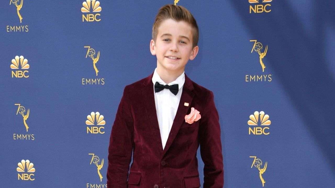 Emmy 2018: Parker Bates