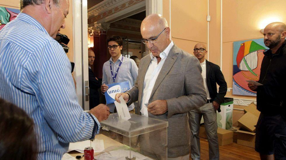 Duran i Lleida: «El mejor pronóstico es el de los ciudadanos acudiendo a las urnas»