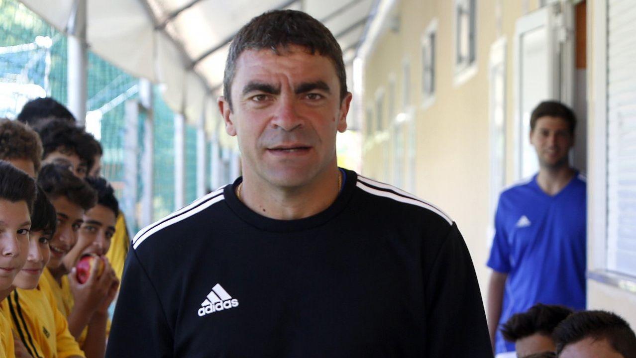 El Deportivo presenta a su nuevo entrenador