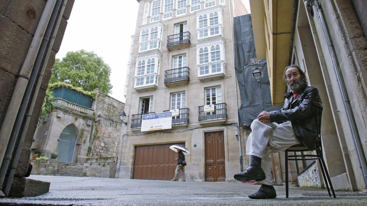 Carlos Vello en una imagen de archivo