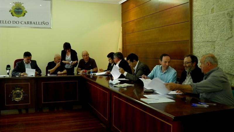 En el simulacro, realizado en noviembre del 2011, participaron una treintena de efectivos y 110 figurantes.