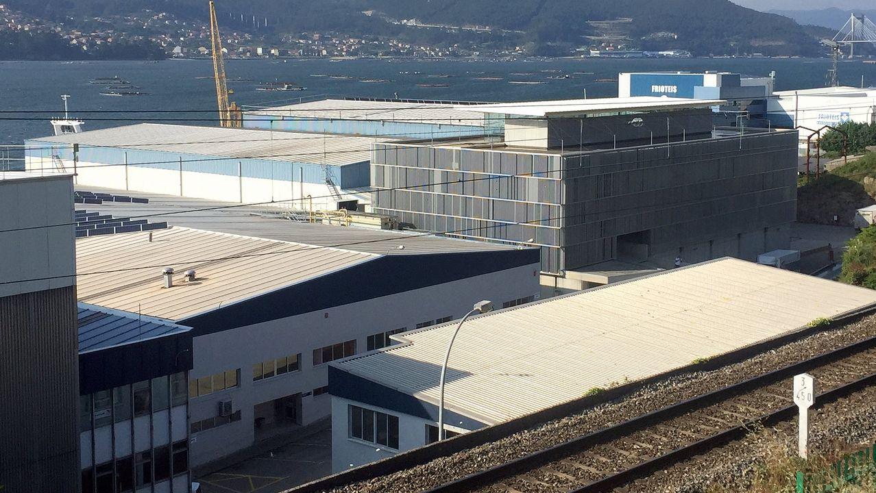 Y el tiburón Gastón salió de caza.La planta demostración fue construida en las inmediaciones de Modultec (empresa que pertenece al Grupo IMASA), ubicada a las afueras de Gijón